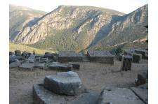 Delphi -   ancient  city