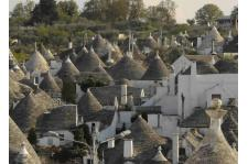 Trulli  historical town